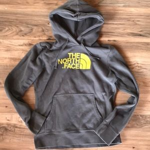 The North Face hoodie size S